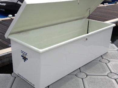 caixa organizadora para píer