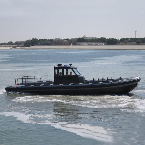 barco militar / barco inflável semirrígido