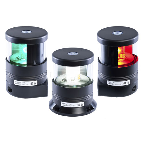 luz de navegação para barco / para navio / de LED / branca
