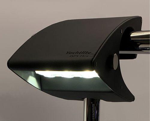 luminária de segurança
