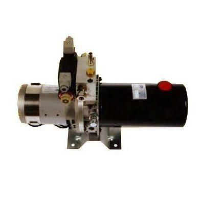 unidade hidráulica para barco / para piloto automático / com motor elétrico