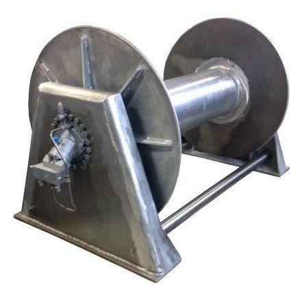 guincho para navio / para fixação de carga / hidráulico