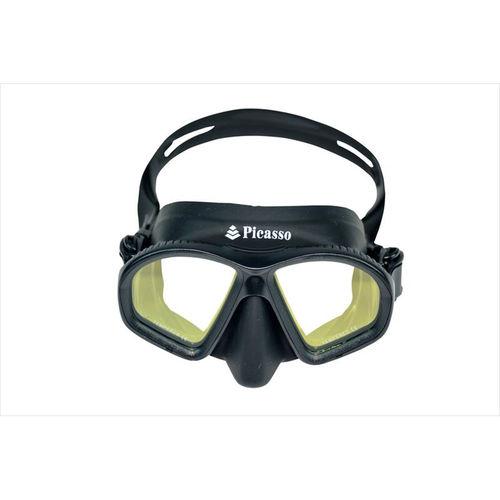 máscara de mergulho de duas lentes / antirreflexo / anti-UV