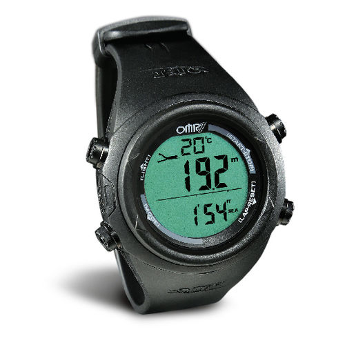 computador de mergulho relógio de pulso / para ar / para apneia
