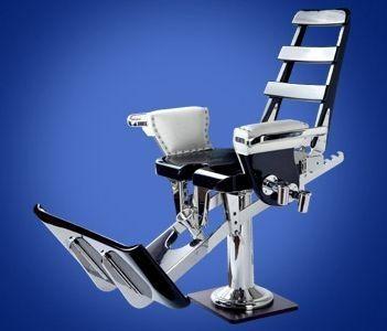 cadeira de comando para barco / com braços