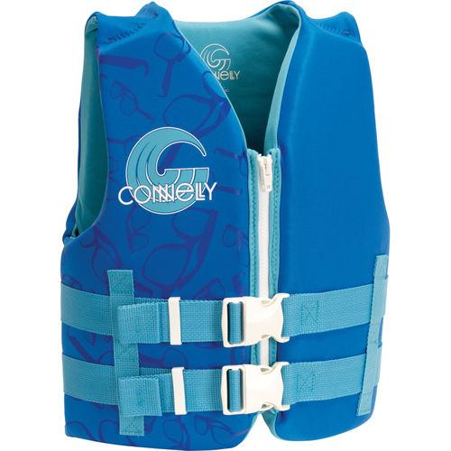 colete auxiliar de flutuação para esportes náuticos / de criança / em espuma / em neoprene