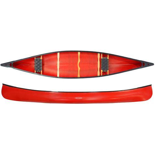 canoa multiusos / de 2 lugares / em polietileno