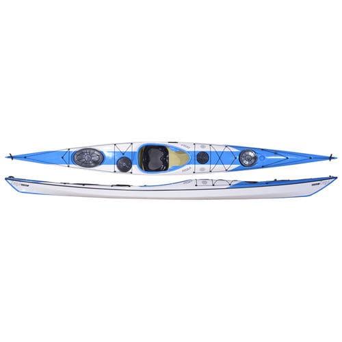 caiaque rígido / playboat / de 1 lugar / em compósito