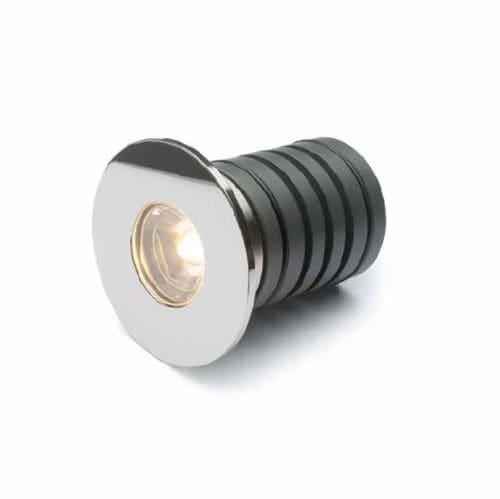spot de luz para ambiente externo / para iate / de LED / embutido