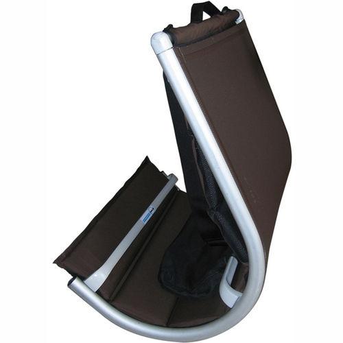 espreguiçadeira para iate / ajustável
