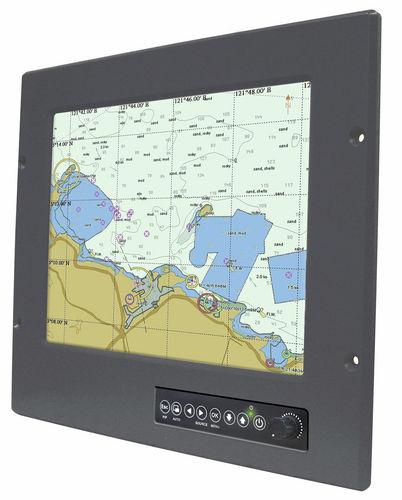 monitor para navio / para iate / multifuncional / PC