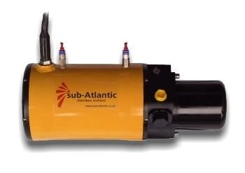 unidade hidráulica para ROV / para propulsor / com motor elétrico