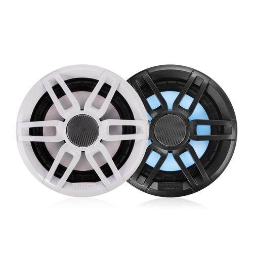 alto-falante para barco / embutido / resistente à água / de LED
