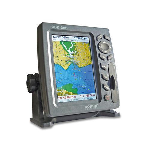 monitor para barco / multifuncional / sistema de navegação / de controle