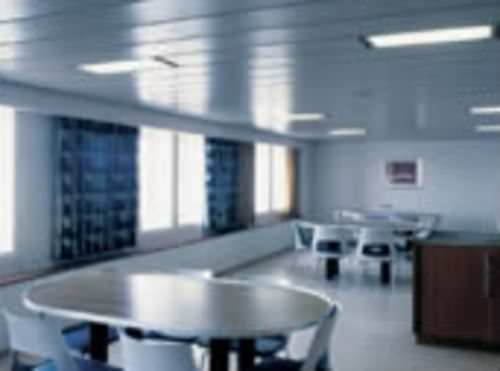 revestimento de piso para navio / em vinil / resistente ao desgaste