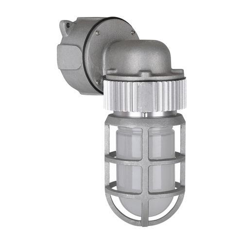 arandela para ambiente externo / para navio / de LED / de parede