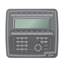 operador terminal com teclado