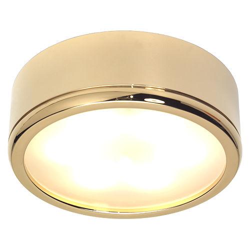 plafon para ambiente interno / para iate / de cabine / de LED