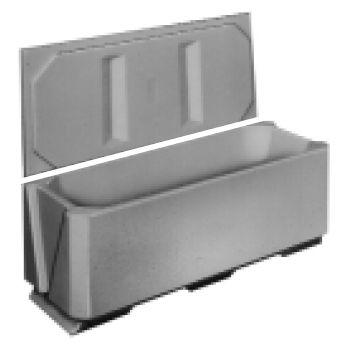 banco para pontoon boat / de 2 lugares / com geladeira