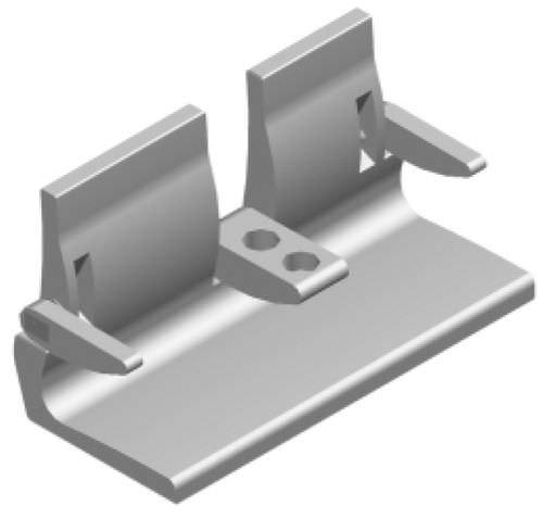 assento para pontoon boat / com braços / com suporte lombar / de 2 lugares