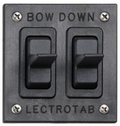 interruptor de balanço / para barco / para sistema de trim