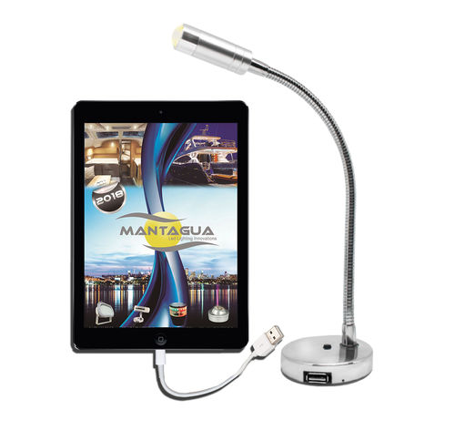 luminária de leitura / para barco / para mesa de navegação / de LED