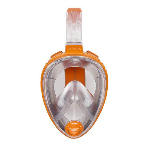 máscara de mergulho facial integral