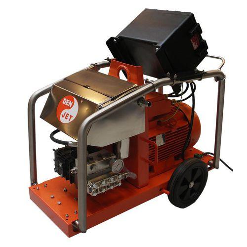 lavadora de alta pressão para estaleiro naval / móvel / elétrica / ATEX