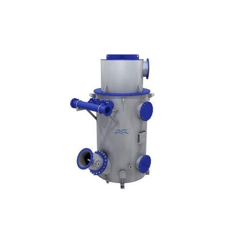 gerador de gás inerte para navio / com sistema de gases de combustão