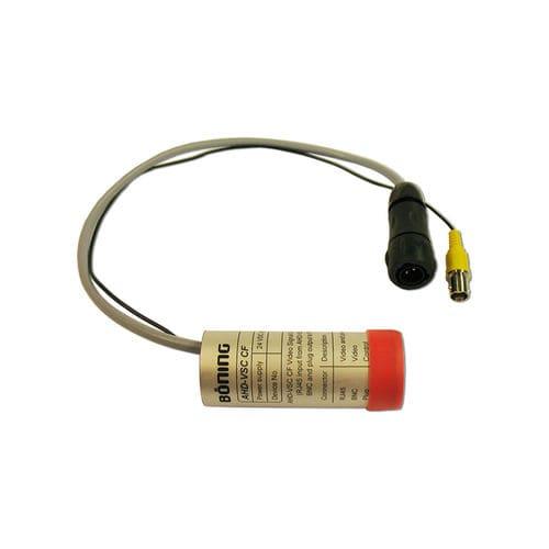 conversor de sinal / analógico / digitais / para navio