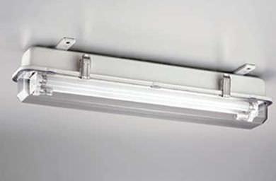 plafon para ambiente interno / para navio / para sala de máquinas / para lâmpada fluorescente