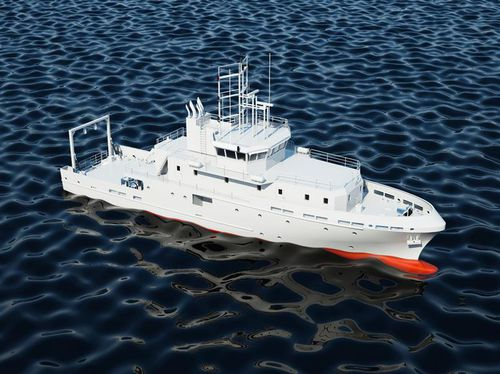 navio hidrográfico