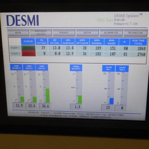 sistema de controle e comando para navio