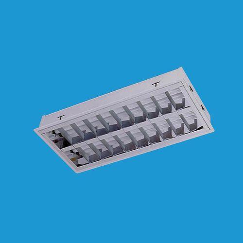 plafon para ambiente interno / para navio / de cabine / para lâmpada fluorescente