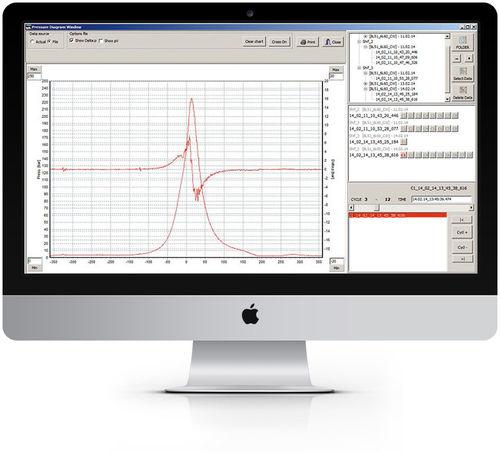 software de gestão / de análise / náutico / para motor