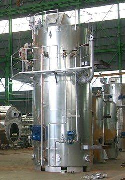 caldeira para navio a vapor / de tubos de água