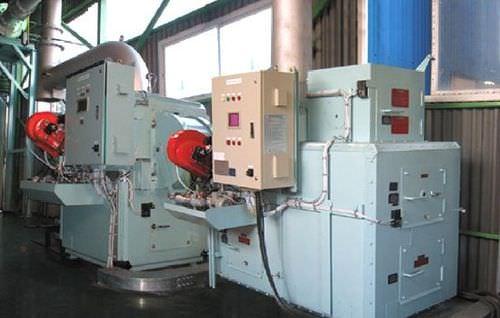 incinerador para navios de resíduos / de lamas