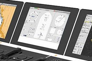 monitor para iate / para navio / PC