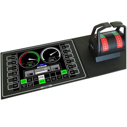 painel de comando para navio / para propulsor