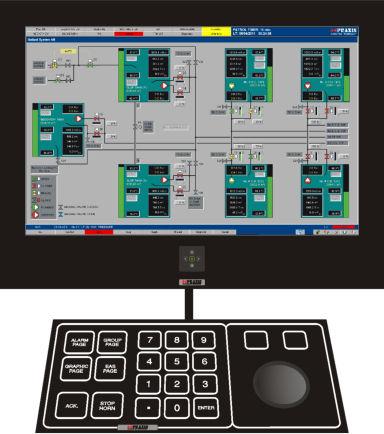 software de carregamento / para navio / para carga líquida