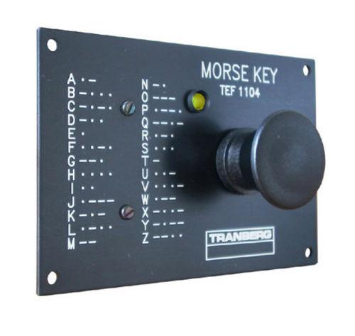 painel de comando para navio / para sinalização Morse