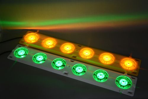 luminária para ambiente hostil / para navio / para heliporto / de LED