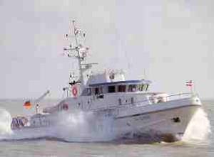 navio especial de patrulha