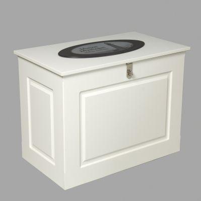 caixa organizadora para convés / para iate / em fibra de vidro