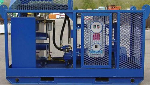 unidade hidráulica para barco