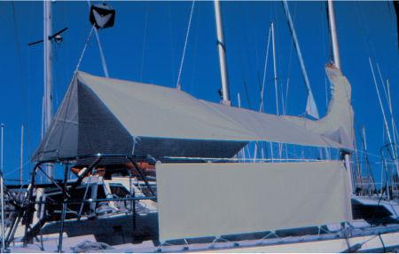 capota de sol para veleiro