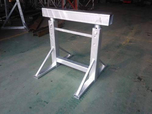 cavalete de apoio para barco a motor / para veleiro / ajustável / galvanizado