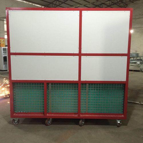 sistema de tratamento de ar / para estaleiro naval / com filtro / com separador