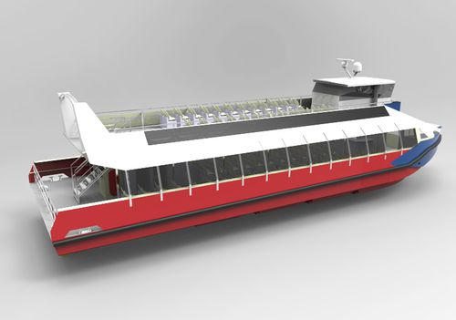 barco profissional barco de passageiros