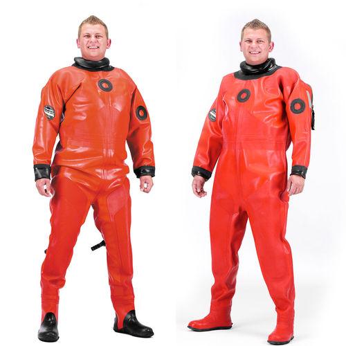 roupa completa de mergulho